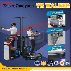 360 Degree Immersion Virtual Reality Treadmill Run With A View 1 Player
