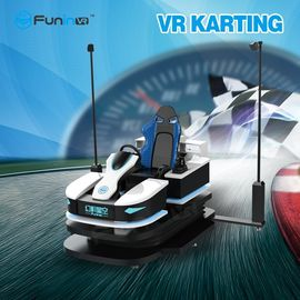 One Seat 9D VR Simulator Hot Vr Simulator Car Driving Racing For VR Game Centre