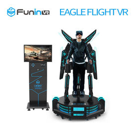 AC 220V Breathtaking Shooting VR Video Game Simulator Interactive Eagle Flight VR Simulator