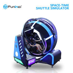 720 Degree Interactive Flight Simulator Shooting Game Virtual Reality Experience / VR Movie Theater Equipment