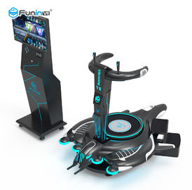 220V 0.7KW Vibrating VR Simulator Interactive Vibrating Gameing Experience