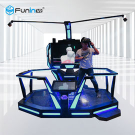 High Disposition VR Space Walk Platform Simulator Virtual Reality Games Machine