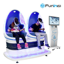 China Indoor 9D VR Simulator / Deepoon E3 Glass Virtual Reality Cinema supplier