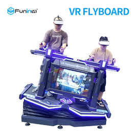42 Inch Screen 9D VR Flying Simulator For Teenagers  2.1*42*1.4m