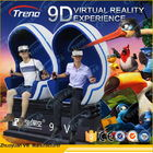 Exclusive Immersive 9D VR Simulator VR Experience Luxury Seat For Amusement Park