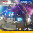 China Dynamic VR Theme Park Simulator , High Disposition VR Space Walk company