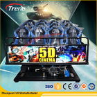 China 5D Cinema Equipment 70 PCS 5D Movies + 7 PCS 7D Shooting Games company