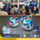 Two Player Supermarket Full Motion 9D VR Cinemas Wireless Operation Action Cinema