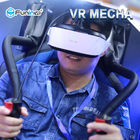 700KW 360 degree rotation  shooting game 9D VR simulator   with safety belt