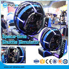 2 Seats 9D VR Flight Simulator With 3G Glasses + 49 Inch Screen
