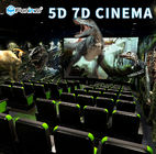 China Customized 5D / 7D / 9D Cinema Simulator With Computer Control System company