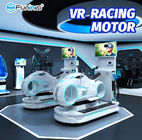 1 Player 9D VR Motorcycle Simulator Mini Small Rides Electric Crank Platform