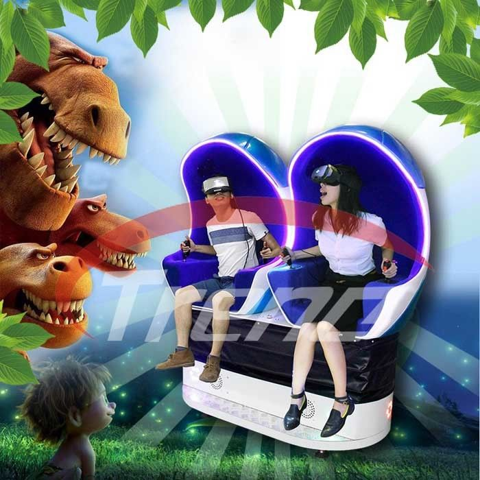 22PCS VR 70 PCS 5D Movies High End HD 1080P Dynamic Virtual Reality Machine With 9D Movie Experience